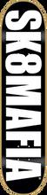 Skate Mafia - Og Logo Deck - 8.0 Black - Skateboard Deck