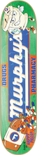 Foundation - Murphy Signage Deck - 8.25 - Skateboard Deck
