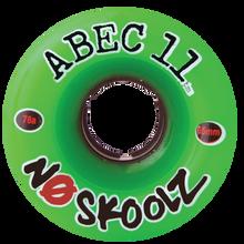 Abec 11 - Noskoolz 65mm 94a - (Set of 4) Skateboard Wheels