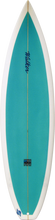 "Walker - Shortboard 6'2"" Aqua (fcs) (6201117)"