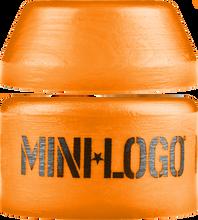 Mini Logo - Bushing Set Med 94a Orange 2pcs(cone/barrel)