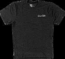 Chocolate - Triblend Chunk Ss S-black Triblend - Tshirt