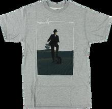 Habitat - Floyd Invisible Man Ss S-heather Grey - Tshirt