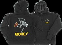 Powell Peralta - Skateboard Skeleton Hd/swt Xl-charcoal - Sweatshirt