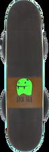 Syck Trix - Trix Balance Board 7.5x30.75 Brn/asst. Logo