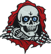 "Powell Peralta - Ripper 3"" Patch"