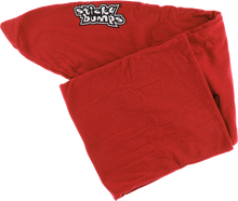 Sticky Bumps - Fleece Board Sock 7' Red Thruster