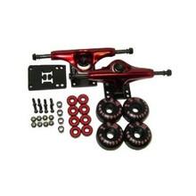 """OA - Mini Log 8'9"""" Red/white (fcs) (8901101)"""