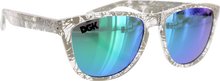 Dgk - Vacation Shades Humbolt W/mirror