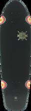 Globe - Blazer Deck - 7.25x26 Black/color Bomb - Longboard Deck