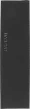 Habitat - Stencil Blk/blk Grip 1sheet - Skateboard Grip Tape