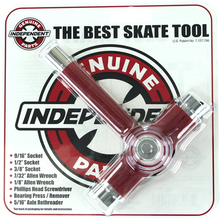 Independent - Best Skate Tool Red