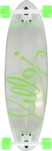 Jelly - Man O War Complete Clr/lime W/2:bettybox - Complete Skateboard