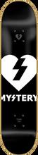 Mystery - Heart Logo Deck - 8.5 - Skateboard Deck