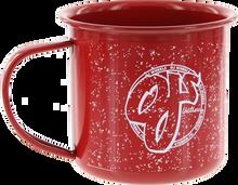 Oj Wheels - Camp Mug Red
