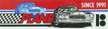 Plan B - B Racer Decal - Single