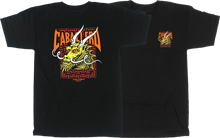 Powell Peralta - Cab Street Dragon Ss S - black - Skateboard Tshirt