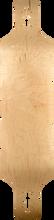 Price Point - H4 Lb Double Drop Deck - 9.25x38.5 Nat - Skateboard Deck