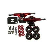 Royal - Low 5.0 Blk/blk - Skateboard Trucks (Pair)