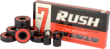 Rush - Abec - 7 Bearings W/spacers Ppp - Skateboard Bearings