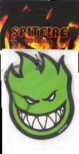 Spitfire - Bighead Air Freshener Green