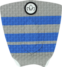 Stay Covered - 3pc Shortboard 2way Directional Traction Grey - Surfboard Traction