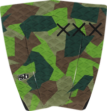 Sticky Bumps - Goodale Star Traction Camo - Surfboard Traction