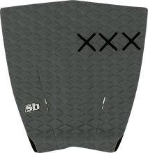 Sticky Bumps - Goodale Star Traction Grey/blk - Surfboard Traction