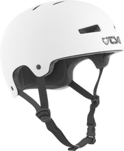 Tsg - Evolution Helmet S/m - satin White - Skateboard Helmet