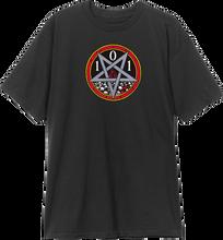 Clich???? - Heritage Devil Worship Ss S - black - Skateboard Tshirt