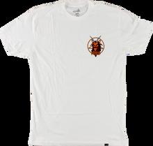 Clich???? - Satan Ss S - white - Skateboard Tshirt