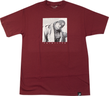 Primitive - Biggie Raiders Ss L - burgundy - Skateboard Tshirt