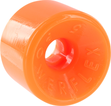Powerflex - 5 63mm 88a Orange - Skateboard Wheels (Set of Four)