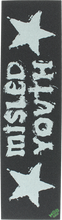 Zero - Grip Single Sheet - Misled Youth - Skateboard Grip Tape