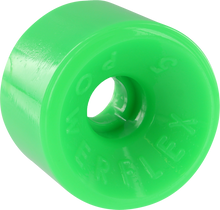 Powerflex - 5 63mm 88a Green - Skateboard Wheels (Set of Four)