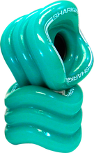 Shark Wheels - Sidewinder 70mm 78a Turquoise - Skateboard Wheels (Set of Four)