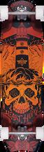 "Duster - Bones Complete-37"" Sunburst (Complete Skateboard)"