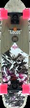 Duster - California Locos Wisdom Complete-7.75x29 (Complete Skateboard)