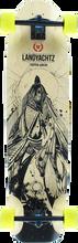 Landyachtz - Canyon Arrow Bird Complete-9.5x37 Nat/blk (Complete Skateboard)