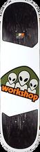 Alien Workshop - Triad Md Deck-8.12 (Skateboard Deck)