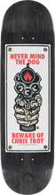Black Label - Troy Beware Deck-8.5x32.38 Asst Stain (Skateboard Deck)