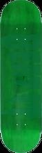 Creature - Beat It Deck-8.37 Green (Skateboard Deck)
