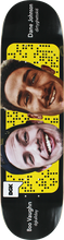 Dgk - Faceswap Boodane Deck-8.06 (Skateboard Deck)