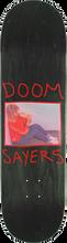 Doom Sayers - Sayers Becky Deck-8.2 Black (Skateboard Deck)