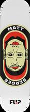 Flip - Berger Weirdo Deck-8.0 (Skateboard Deck)