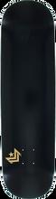Mini Logo - Deck 124/k-12 -7.5 Chevron Black Ppp (Skateboard Deck)