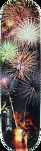 Mini Logo - Deck 181/k-15 -8.5 Small Bomb Fireworks Ppp (Skateboard Deck)