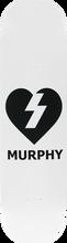 Mystery - Murphy Heart Deck-8.25 (Skateboard Deck)