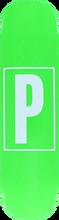 Preservation - Brand Id Deck-8.12 Grn (Skateboard Deck)