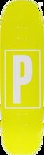 Preservation - Brand Id Deck-8.75 Yel (Skateboard Deck)
